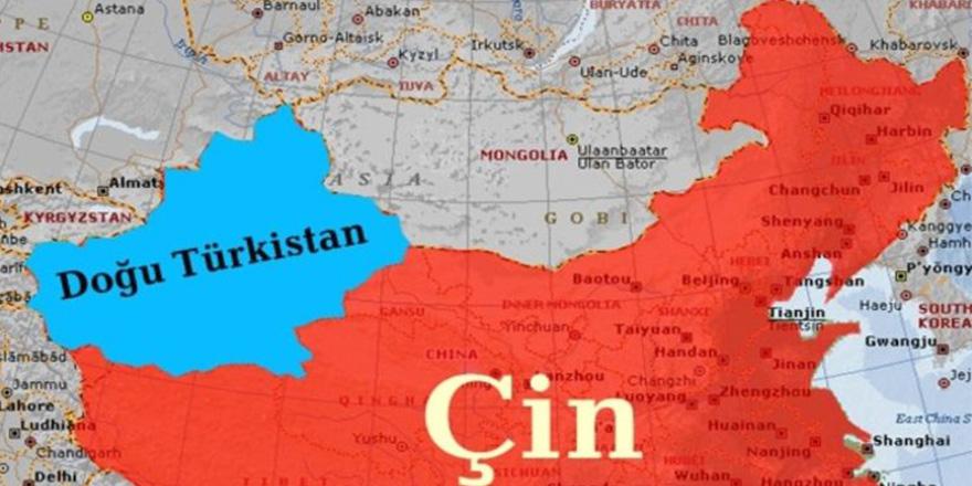 ABD ile Çin arasında Doğu Türkistan gerilimi