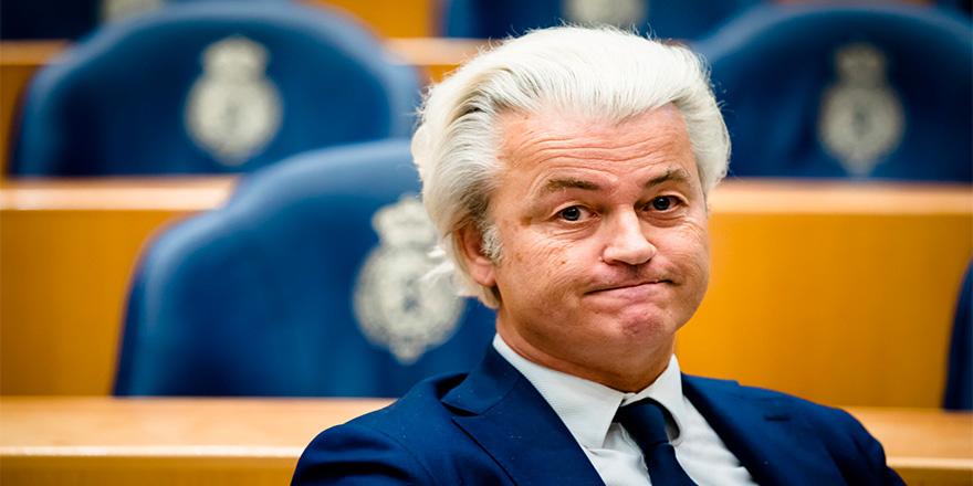 Irkçı politikacı Wilders, Muhammed Peygamber konulu karikatür yarışmasını iptal etti