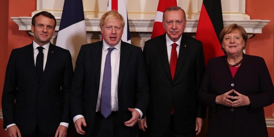 Ab Liderleri Cumhurbaşkanı Erdoğan İle Tekrar Bir Araya Gelecek