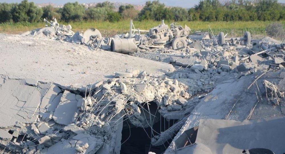 'Tel Rıfat'a havanlı saldırıda 8 çocuk hayatını kaybetti'