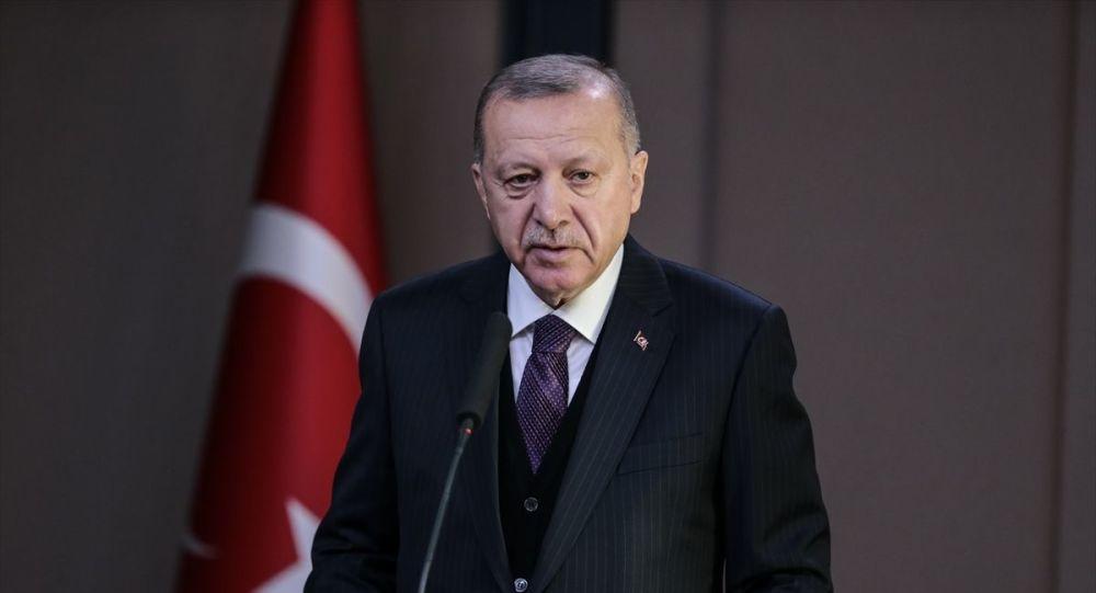 Erdoğan: Türkiye emniyet, huzur, barış içinde