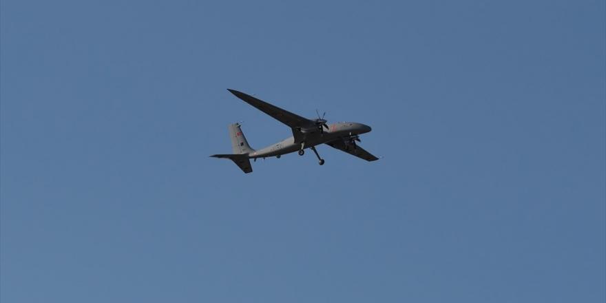 Akıncı Tiha, İlk Uçuş Testini Gerçekleştirdi