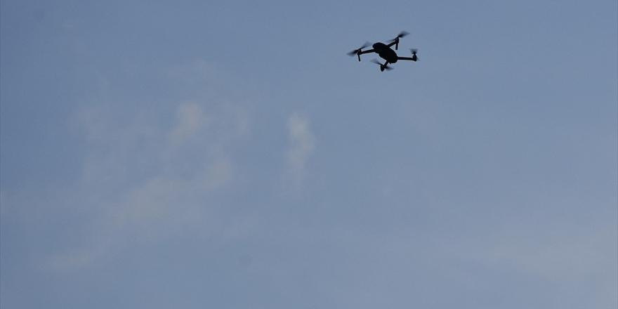 Sivil Havacılık 'Drone' İle Uçuşta