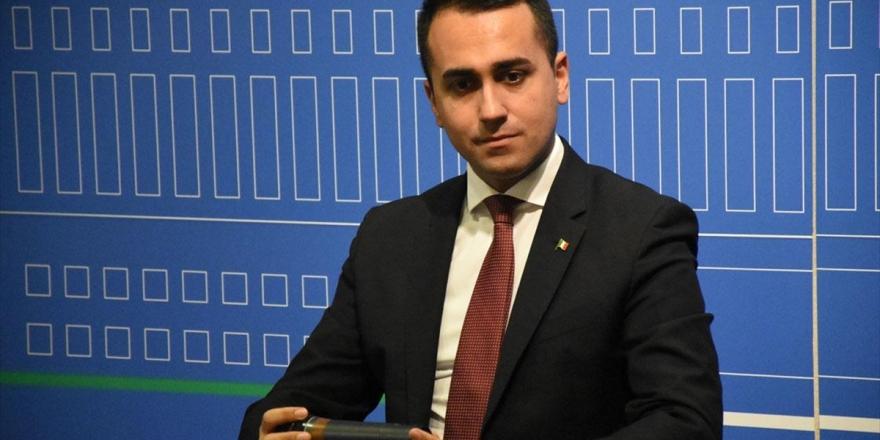 İtalyan Dışişleri Bakanı Di Maio: Türkiye'nin AB Üyelik Sürecinde Kapılar Hiçbir Zaman Kapanmadı