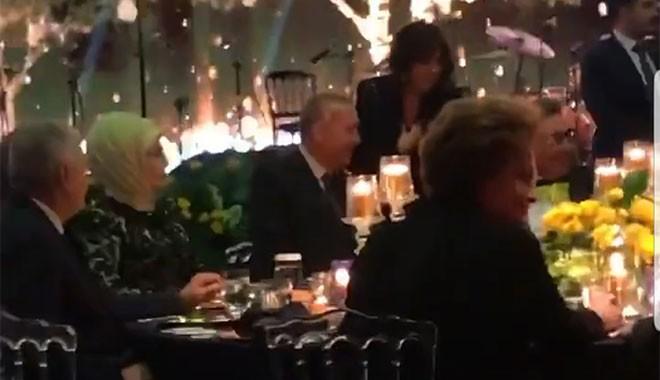 Cumhurbaşkanı Erdoğan, Aydın Doğan'ın gecesinde