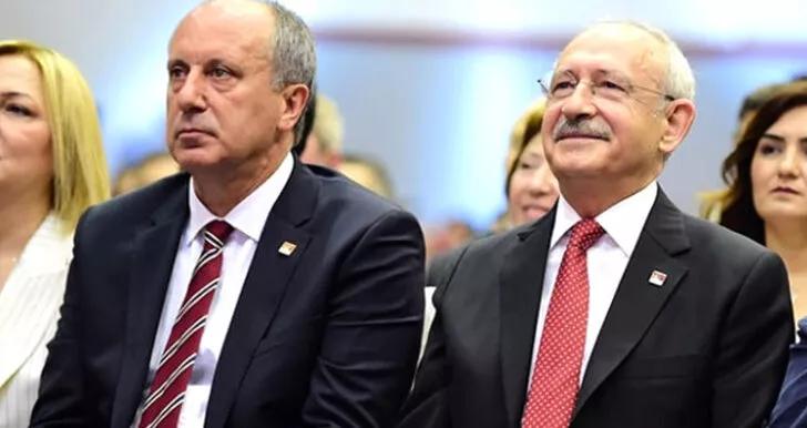 Kılıçdaroğlu, Muharrem İnce'yi kızdırdı