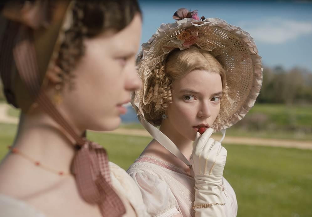Jane Austen Roman Uyarlaması Emma'nın Fragmanı Yayında!