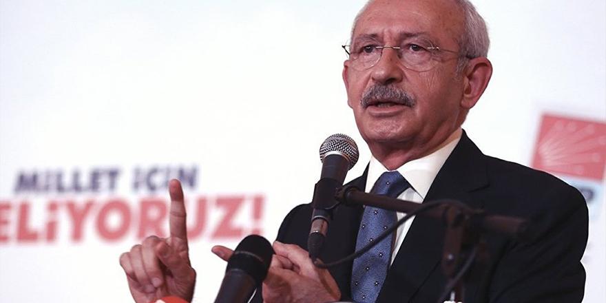 Kılıçdaroğlu: 'Yangın benden uzakta' demek ayrıcalığımız yok