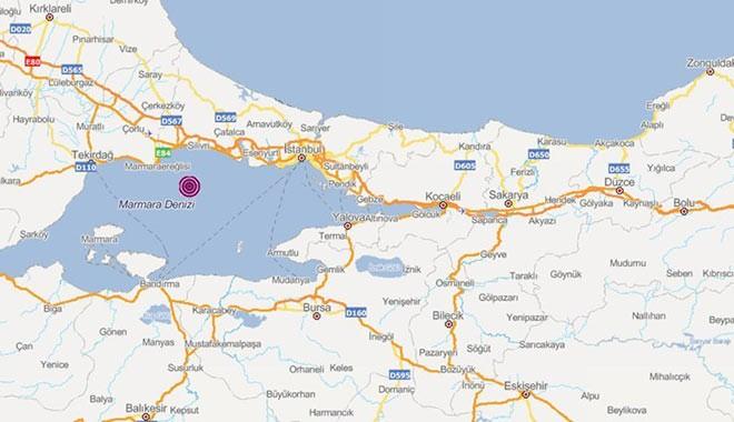 Balıkesir'de deprem! İstanbul'da da fena hissedildi!