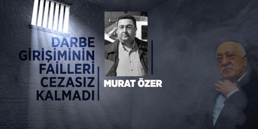 Sahil Güvenlik Botunun Karadeniz'de Seyre Çıkarılmasını Emreden Murat Özer'e Müebbet Hapis