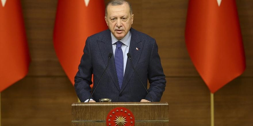 Cumhurbaşkanı Erdoğan: Aylık 894 Tl Taksitle Ev Sahibi Olma İmkanı Sağlayacağız