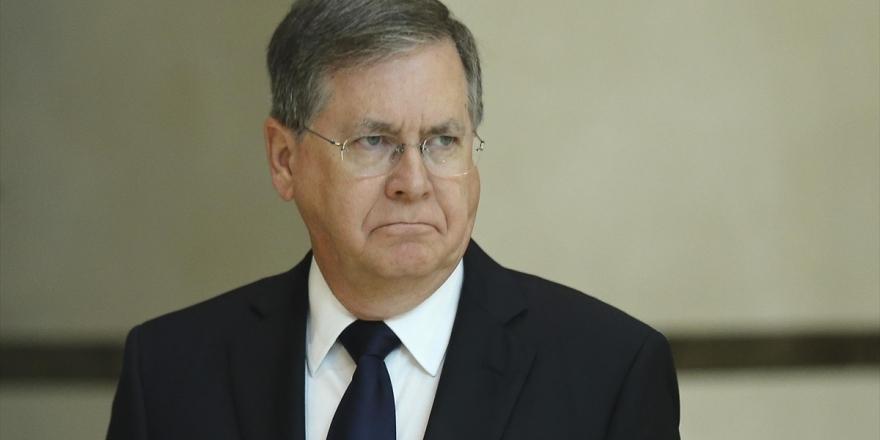 Abd Büyükelçisi Satterfield Dışişleri Bakanlığına Çağrıldı