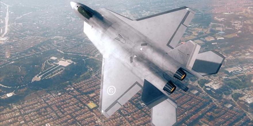 Milli Muharip Uçak'ta İlk Uçuşun 2026-2027'de Yapılması Hedefleniyor