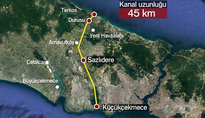 Kanal İstanbul güzergahında yüzde 3 bin prim yapan yer