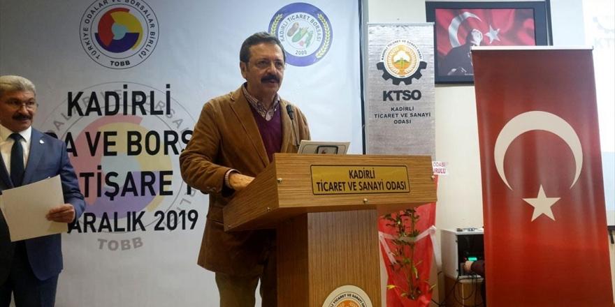 Hisarcıklıoğlu: 'Türkiye, İş Yapma Kolaylığı Endeksi'nde 33. Sıraya Yükselmeyi Başardı'