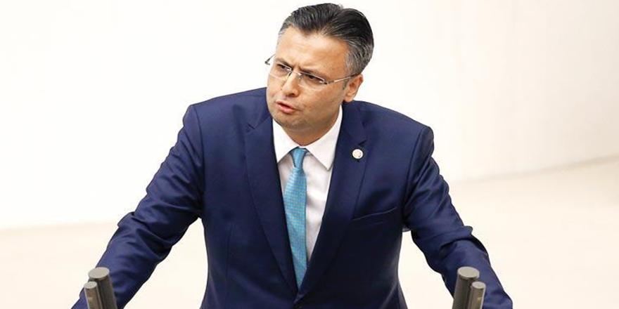 İYİ Parti İstanbul Milletvekili istifa etti