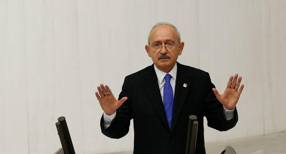 Kılıçdaroğlu, kendisine hakaret eden kişiyi ÇYDD'ye bağış yapması şartıyla affetti