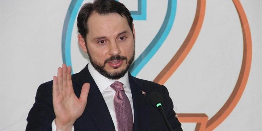Bakan Albayrak'tan Reuters'e önemli açıklamalar