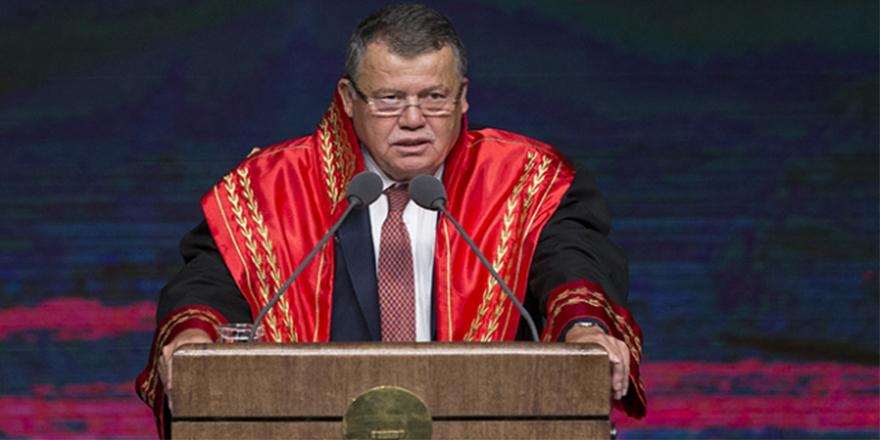 Yargıtay Başkanı Cirit adli yıl açılış töreninde konuştu