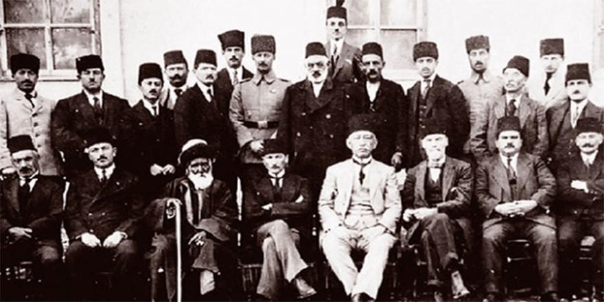 Cumhuriyet'in temellerinin atıldığı Sivas Kongresi'nin 99. yıl dönümü