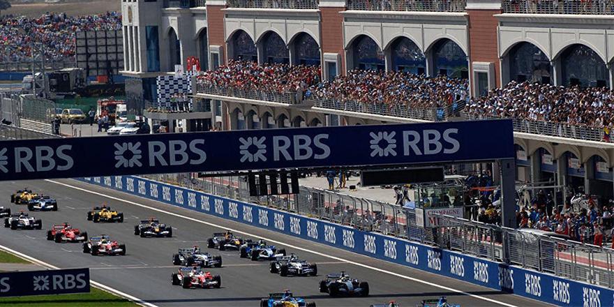 205 milyon dolar harcanmıştı: İstanbul'daki Formula 1 pisti, otopark oldu