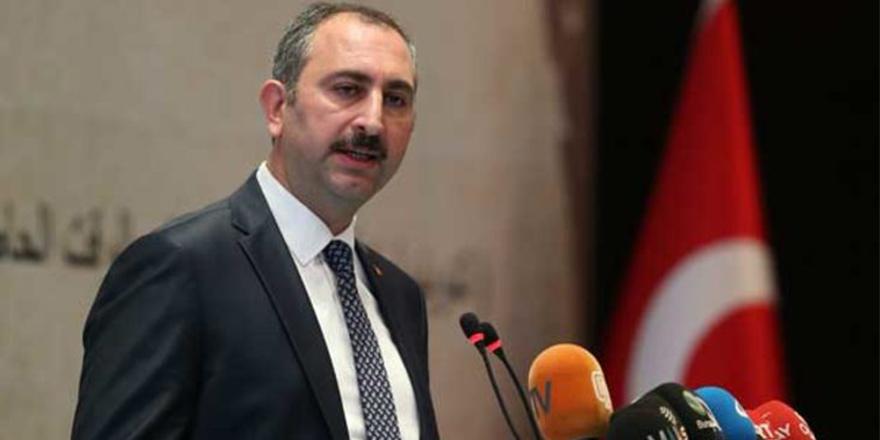 Adalet Bakanı Gül'den af açıklaması