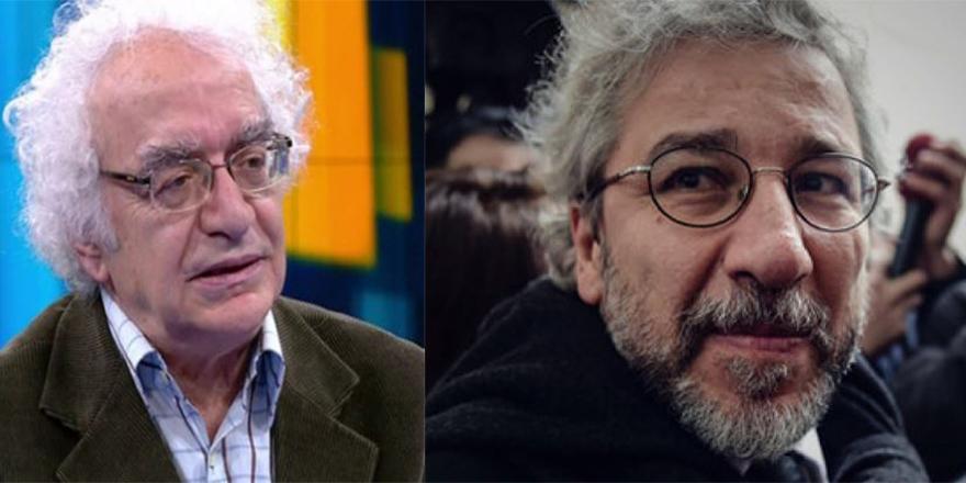 Orhan Bursalı: Can Dündar yazıma maydanoz oldu, uyduruktan nağmeler