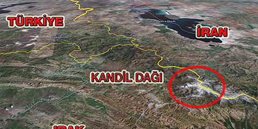 PKK, Kandil'i boşaltıyor, rehineleri başka yere götürüyor