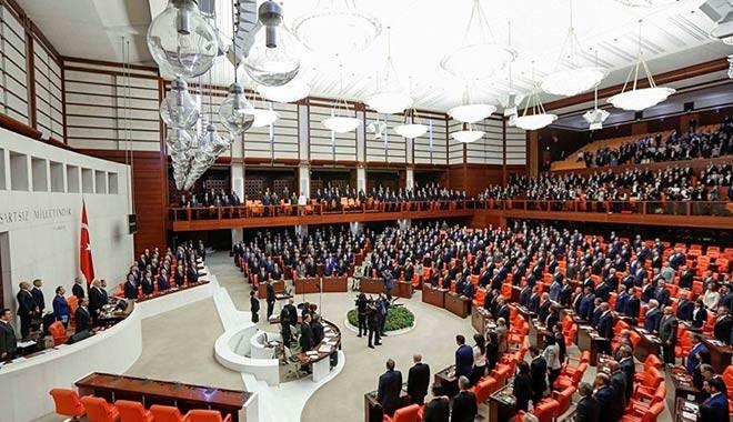 Libya Tezkeresi Meclis'te kabul edildi...