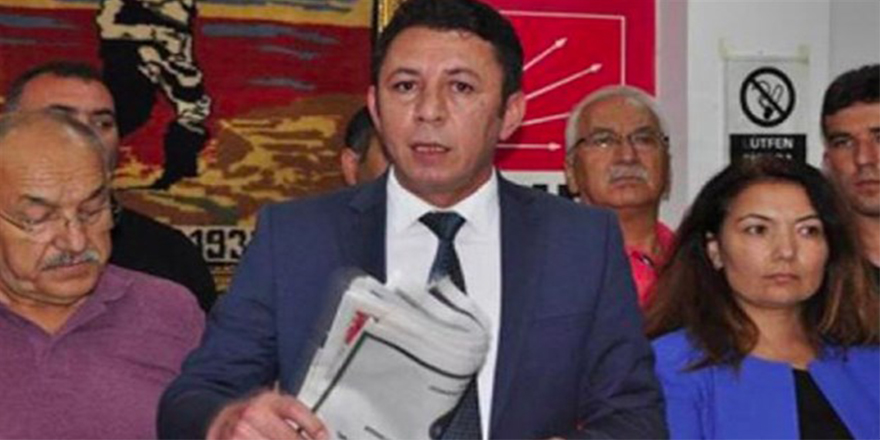 CHP Afyon İl Yönetimi'nden istifa kararı