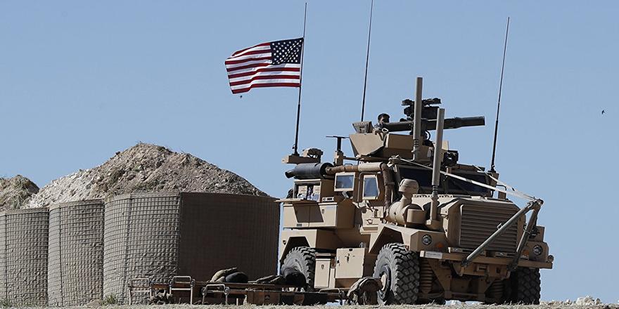 Rusya'ya gözdağı... ABD Suriye'de askeri tatbikat başlattı