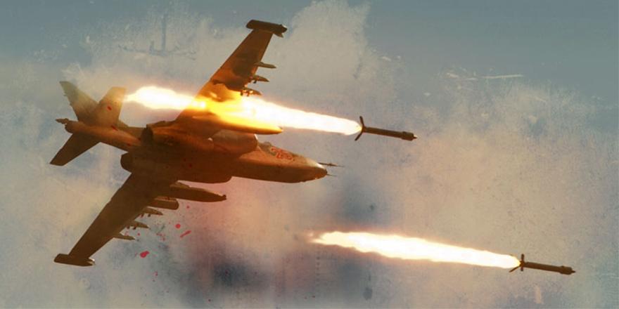 Cumhurbaşkanlığı Sözcüsü Kalın 'Göze alamazlar' demişti, Rusya ve Suriye vurmaya başladı