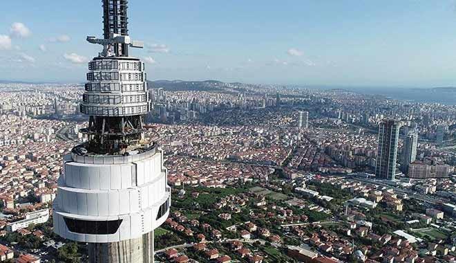 170 milyon liraya özel ihaleyle verilen Çamlıca TV Kulesi'nin maliyeti iki katını aştı