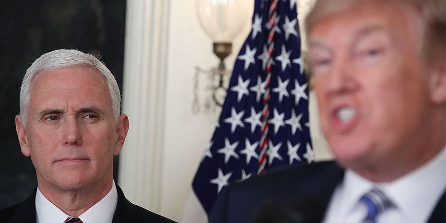"""İsimsiz makale tartışması: Başkan Yardımcısı Pence, """"yalan makinesine girerim"""""""