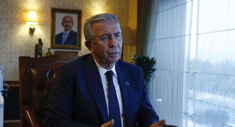 Yavaş: Ben sadece Ankara'da değil Türkiye'de bir zihniyeti değiştirmeye çalışıyorum
