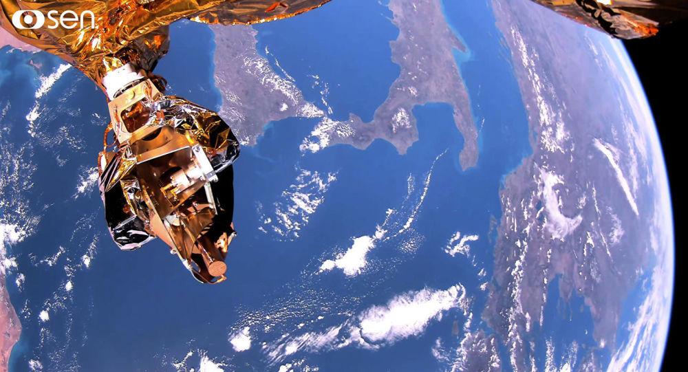 ABD'li uzman: Rus 'katil uydu' uzayda parçalandı