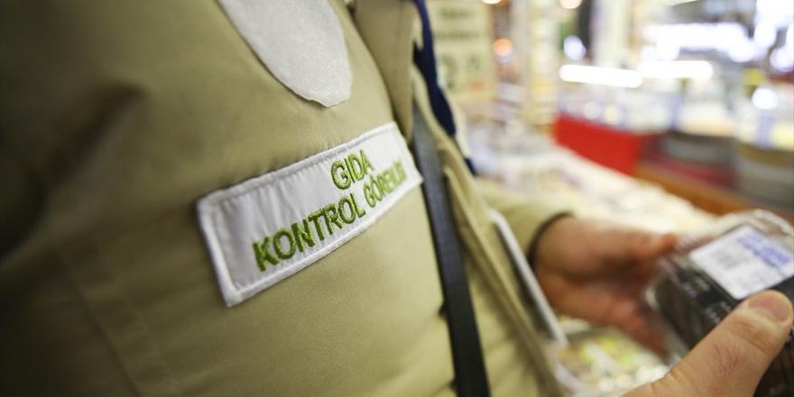 Tarım Ve Orman Bakanlığı Gıdada Taklit Ve Tağşiş Yapan İşletmeleri İlan Etti