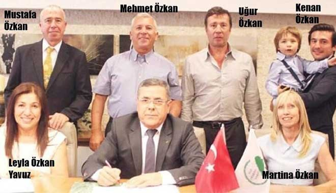 Altınordu Kulübü Başkanı Seyit Mehmet Özkan'a 448 Milyon TL'lik ihtarname