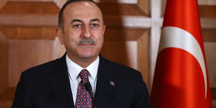Bakan Çavuşoğlu: Türkiye Olarak Libya'da Bir Ateşkes Ve Barış İçin Üzerimize Düşeni Yaptık