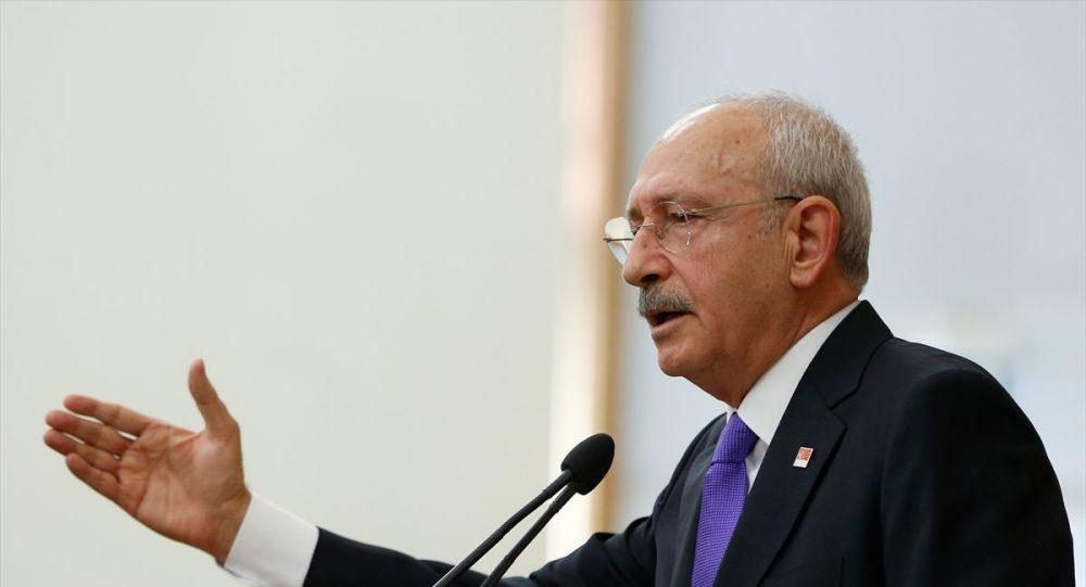 Kılıçdaroğlu: Daha önce kaçıp Türkiye'ye gelenler sade Suriyelilerdi, İdlib'den gelecek olanların tamamının eli kanlı