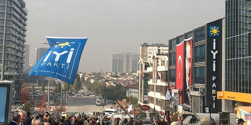 İYİ Parti'de yerel seçim hazırlığı