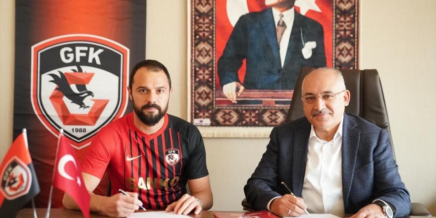 Gaziantep Fk, Kaleci Haydar Yılmaz'la Sözleşme İmzaladı