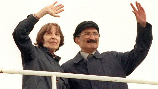Rahşan Ecevit: 'Rahşan' kitabının yazarından 97 yıllık ömrün hikâyesi