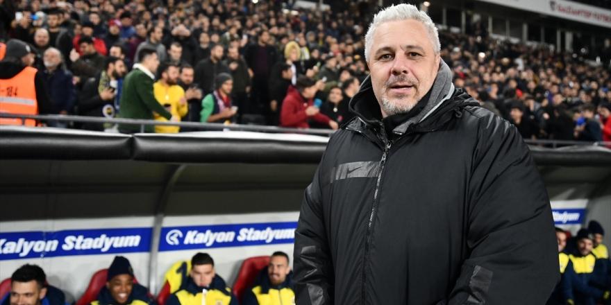 Gaziantep Futbol Kulübü Teknik Direktörü Sumudica: Golü Bulabilirdik Ama Olmadı
