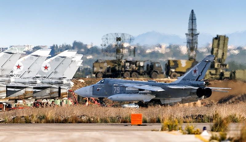 Rusya: Suriye'de militanlar Hmeymim Hava Üssü'ne saldırı girişiminde bulundu, herhangi bir hasar yok