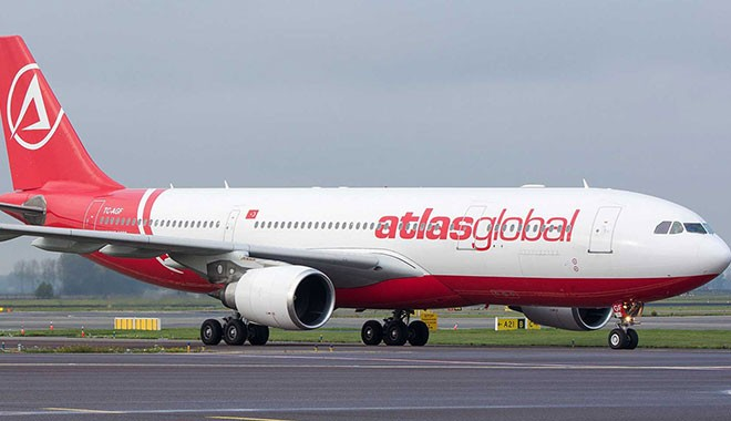 AtlasGlobal bir kez daha tüm uçuşlarını durdurdu