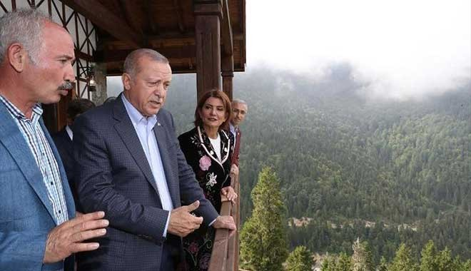 Erdoğan talimat verdi, Devlet o iş adamının oteline 4 milyona helikopter pisti yapıyor