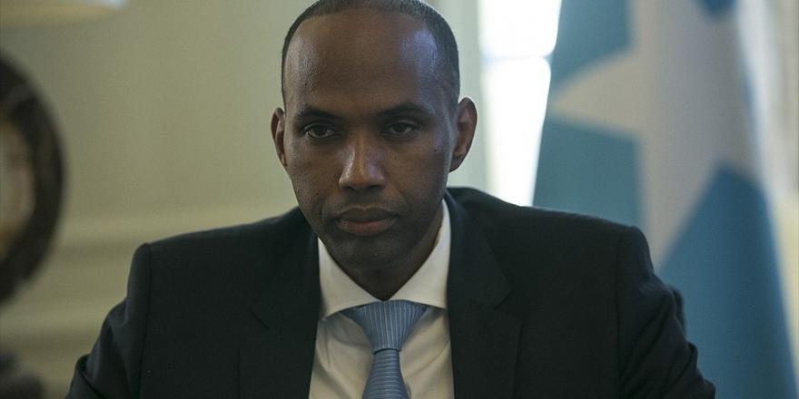 Somali Başbakanı Hayri: Türk Vatandaşlarının Güvenliği İçin Tüm Önlemler Alınacak