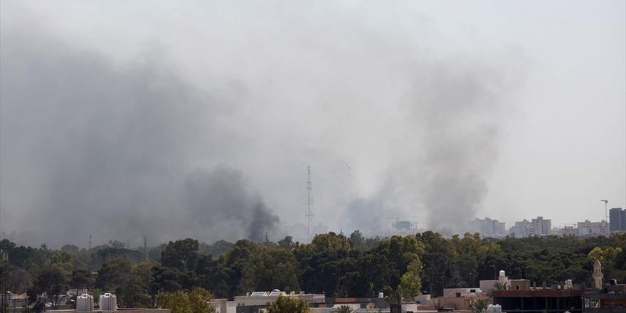 Libya'daki Hafter Milisleri Berlin Konferansı'nın Ardından Ateşkes İhlallerini Sürdürüyor