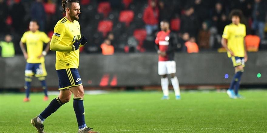 Fenerbahçeli Muric 'Bilinçli Sarı Kart Görme' Gerekçesiyle Pfdk'ya Sevk Edildi